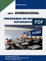 Revista Upt Internacional