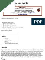Manuali_Costruire Una Bomba - Nonciclopedia