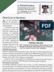 Our Club is Growing Burlholme Stamp Club