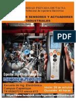 Curso Taller Sensores y Actuadores Industriales