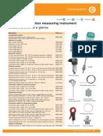 Sensor n Probe for DS300