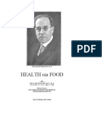 Health via Food - William Howard Hay