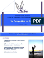Shalom - Predica Sobre La Prosperidad 26122012