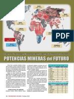 Potencias en Minería