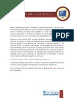 Proyecto de Aula Derecho Comercial y Laboral