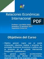 Diapos Relaciones Economicas Internacionales
