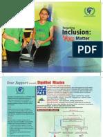 Manovikas Annual Report 2013