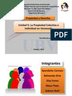 Presentación Propiedad Colectiva de la Demarcación de Tierras Indigenas (1) comentada