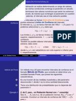 Estadística Matematica - Cap 5