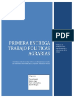 Politicas de Modernizacion,Transformacion y Valorizacion de La CONAF