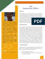 Animodar Effect