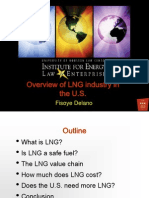 Overview of U.S. LNG Industry