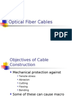Optical Fiber Cables