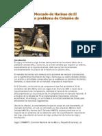 Análisis del Mercado de Harinas de El Salvador