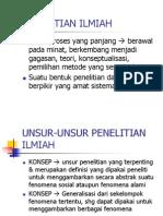 PENELITIAN ILMIAH
