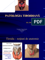 Semio chir - Tiroida