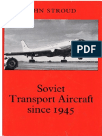 1968 - John Stroud - Soviet Transport Aircraft Since 1945