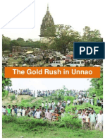 The Gold Rush in Unnao