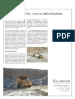 Reportaje Kaufmann