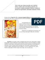Tema 2 - Aditivi Si Ingrediente