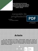 Presentacion de Arboles