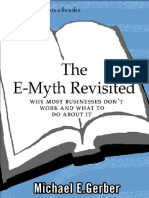 The E Myth Revisited 0887307280