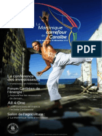 Dossier de présentation - La Martinique, carrefour de la Caraïbe