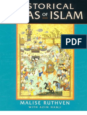 Historical Atlas of the Islamic World | Muslim World | Monotheistic