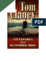 150114250 Tom Clancy Vanatoarea Lui Octombrie Rosu