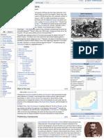 Battle of Iswandlawana - Zulu-Anglo War