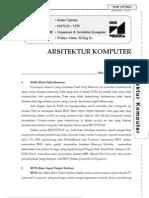 Organisasi Dan Arsitektur Komputer - ALAMAT ROM-BIOS, IRQ, I-O (www.alonearea.com)