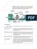 Threading Operations of Lathe System