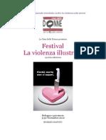 Programma Festival Violenza illustrata 2010