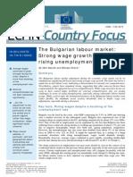 Bulgarian Labour Market