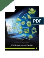 2013 Wonderware Training Catalog RevA