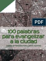 100 Palabras para Evangelizar a la Ciudad