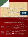 3 Conferencia Cierre Fiscal y Conciliacion Tributaria Abril