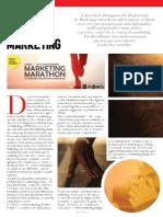 Marketing Marathon - Correr pelo Marketing