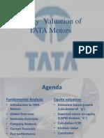 7528420 Fundamental Analysis of Tata Motors 10 September 2008