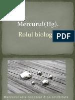 Mercurul(Hg)
