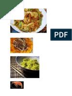 fotos comida chinesa