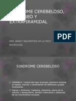 SINDROME CEREBELOSO, PIRAMIDAL