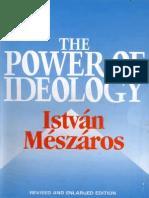 Meszaros the Power of Ideology[1]