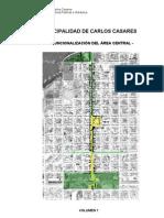 refuncionalizacion avenida San Martin