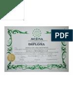 Diploma - Medicina Or to Molecular - Iacena 1-2