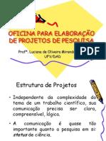 OFICINA_PARA_ELABORAÇÃO_DE_PROJETOS_DE_PESQUISA