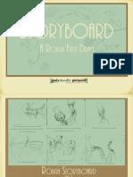 Storyboard Rough Book