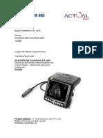 Ecografo Kx 5200 Catalogo