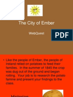 The City of Ember Mrs. Smyser