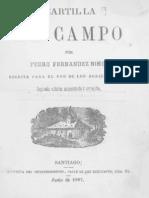 Cartilla de campo año 1867